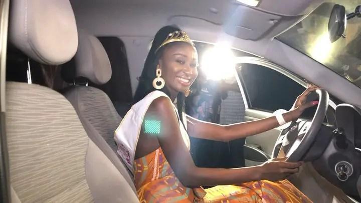 miss ghana 2019 winner