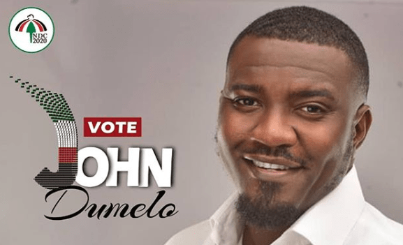 dumelo - DKB Throws Weight Behind John Dumelo As He Vie For MP Slot