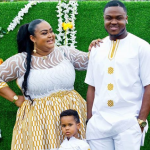 'I Promised Your Dying Father That I Won't Disappoint You'- Vivian Jill Pens Cute Message To Her Son On His Birthday (+Photos)