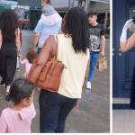 Nadia Buari Shares New Photos Of Her Husband & Their Beautiful 4 Daughters