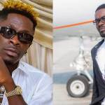 Shatta Wale reacts to Nana Appiah Mensah's arrival in Ghana