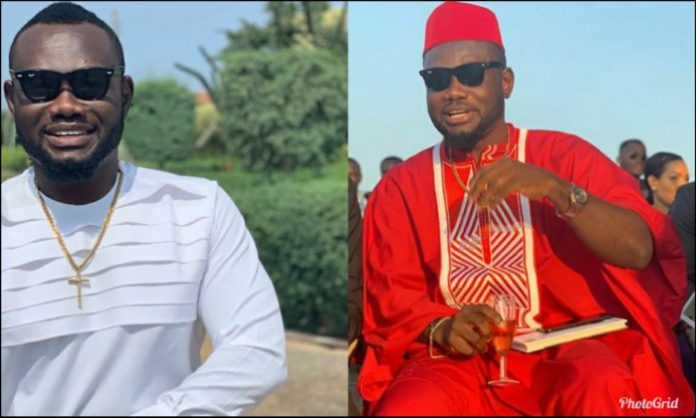 PhotoGrid 1565719717472 e1565719848919 - Nobody Cheats More Than A Man Who Is Not Good In Bed – Prince David Osei Claims ( Screenshot)