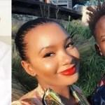 Billionaire Femi Otedola Jokingly Tells Mr. Eazi To Take It Easy With His Daughter