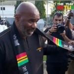 Steve Harvey, Family Arrive In Ghana As Part of The Year Of Return Initiative