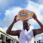 Ghanaian Boxer Bukom Banku Marries For The 5th Time, Says He Wants More Kids