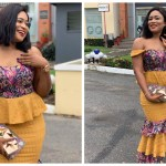 We Bet You Won't Recognize Christabel Ekeh In These Photos As She Proves She's Truly A Born Again Christian