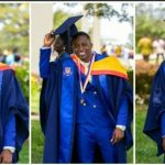 Meet The Young Man Who Went From Selling Banku And Soup To Become A Valedictorian In UCC (+ Photos)