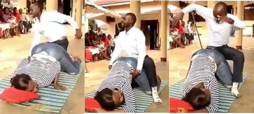 South African Church Where Pastor Strips Members During