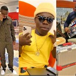 Hushpuppi Goes Shopping For Shatta Bandle Ahead Of His Arrival In Dubai  (Video)