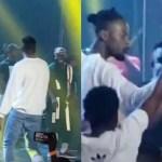 Edem, Kwaw Kese And Sarkodie Reunite On 'U Dey Craze' (Keva) Song At Obrafuor's 'Pae Mu Ka' Concert