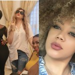 Nadia Buari Shares Cute Photo Of Her 25-Year Old Sister, Samera Buari Who Is A Rapper