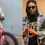 Medikal Gifts Mmebusem Bike After MTN 4Syte Music Video Awards-Photos