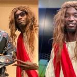 2019 MTN 4Syte Music Video Awards: Watch Medikal's performance with Ghana Jesus, Mmebusem