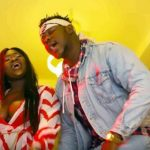 Sister Afia Grinds Medikal On Stage & We Don't Think Fella Makafui Is Pleased With Her Action (+Video)