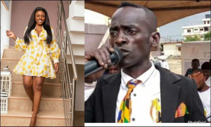 This Is Love; Hon. Aponkye In Tears Because Of Nana Aba