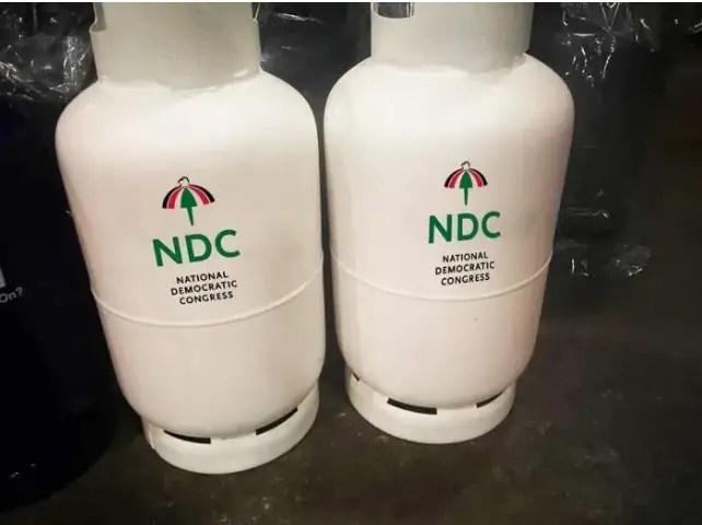 NDC cylinders
