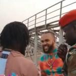 Dopenation Meets Jidenna Ahead Of Afronation Tonight (Video)