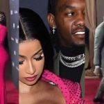 Romantic Offset Cleans Up Cardi B Before Red Carpet Photo Shoot – VIDEO