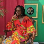 Lupita Nyong'o Gushes Over Ghana In New Post, Describes The Country As  'Gooooooood'