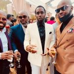 Check Out Photos Of Nigerian Entertainment Executives Who Stormed The Rocnation Brunch By Jay Z