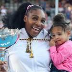 Serena Williams Wins First Title Since Childbirth In 2017