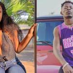 See How Efia Odo Shut A Fan Who Claimed Shatta Had Chopped Her