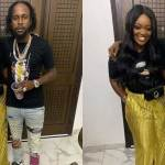 Jackie Appiah meets Popcaan, set to feature her in a music video