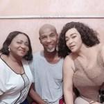 Kalsoume Sinare & Vivienne Achor Visit Emmanuel Armah As He Battles With Stroke