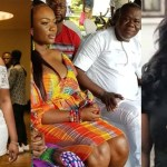 Akua Of GMB Fame Throws Shot At Husband's 5th Wife?