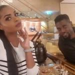 Dillish Mathews And Emmanuel Adebayor Reportedly Back Together