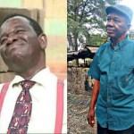 New Photo Of Nollywood Legend, Chiwetalu Agu Gets Everyone Worried