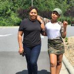 Regina Daniels Tattoos Her Mom's Name On Her Body