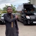 Feel free to take any car you want in my house – Adebayor tells Funny Face