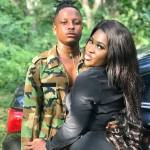 Sista Afia Denies Rumours That She's Dating Kelvyn Boy