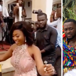 Despite's son, Kennedy Osei beg Ghanaians for a private life after lavish wedding (Video)