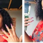 'My Nails Alone Cost ₵1,826- That's Why I Won't Give My Akosua Kumaa To Any Broke Man To Chop' – Slay Queen