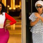 Serwaa Amihere shows off her beautiful mother who looks just like her (Photo)