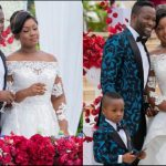 Adjetey Anang Celebrates 13 Years Marriage Anniversary With His Wife(+Photo)