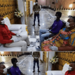 Bishop Obinim disrespects Akufo Addo as he holds counselling session for his church members