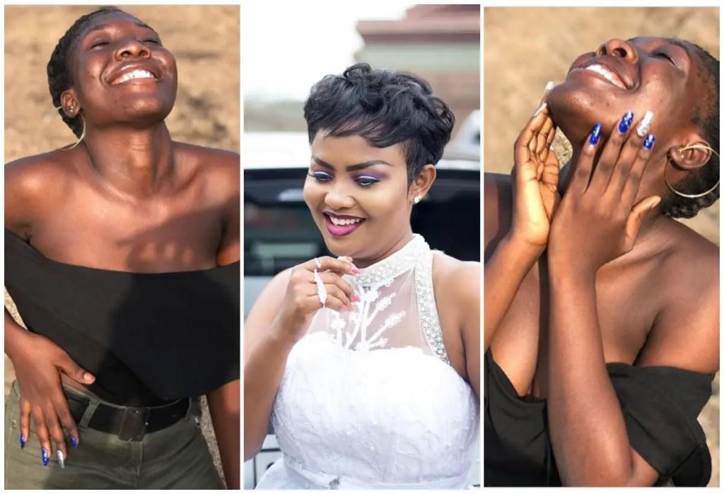 15 Photos of Nana Ama, the KNUST girl who broke Sammys