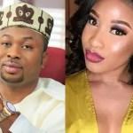 'I Gave You Fame, You Fool'– Tonto Dikeh Slams Ex-Husband