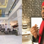 Paul Okoye(Rudebwoy) flaunts his luxurious furnished sitting room in latest photos