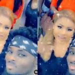 Kuami Eugene Gushes Over Obaapa Christy As They Hang Out After Working – VIDEO