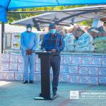 'The Size Of Your Gov't Is Hampering The Fight Against Covid-19'- Mahama Tells Akufo-Addo