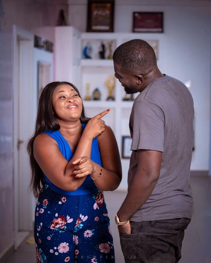 Freelove and Ignatius from TV3's Date Rush settle their differences. - photos 3