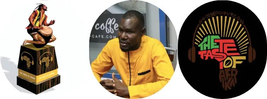 Tengol K Kplamami, CEO of The Tasteof Afrika