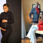 Unseen Photos Of Regina Daniels' Baby Bump Hit Social Media