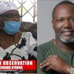My son has been visiting me in my dreams – Late Bishop Bernard Nyarko's mother reveals