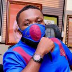 Kennedy Osei Swags Up, As He Gives A Speech About The Stress Life Brings