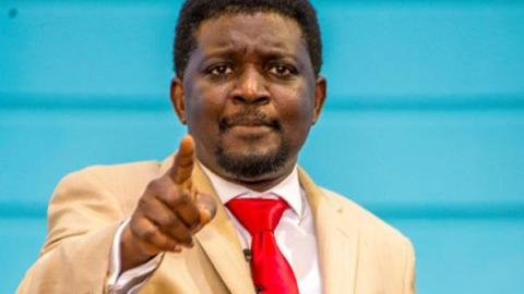 Video: Coronavirus is satanic agenda to stop Christians from going to church – Bishop Agyin Asare